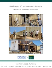 PUReWall™ By Hunter Panels Brochure